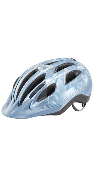 Giro Venus II Cykelhjelm Women ice blue/white tallac